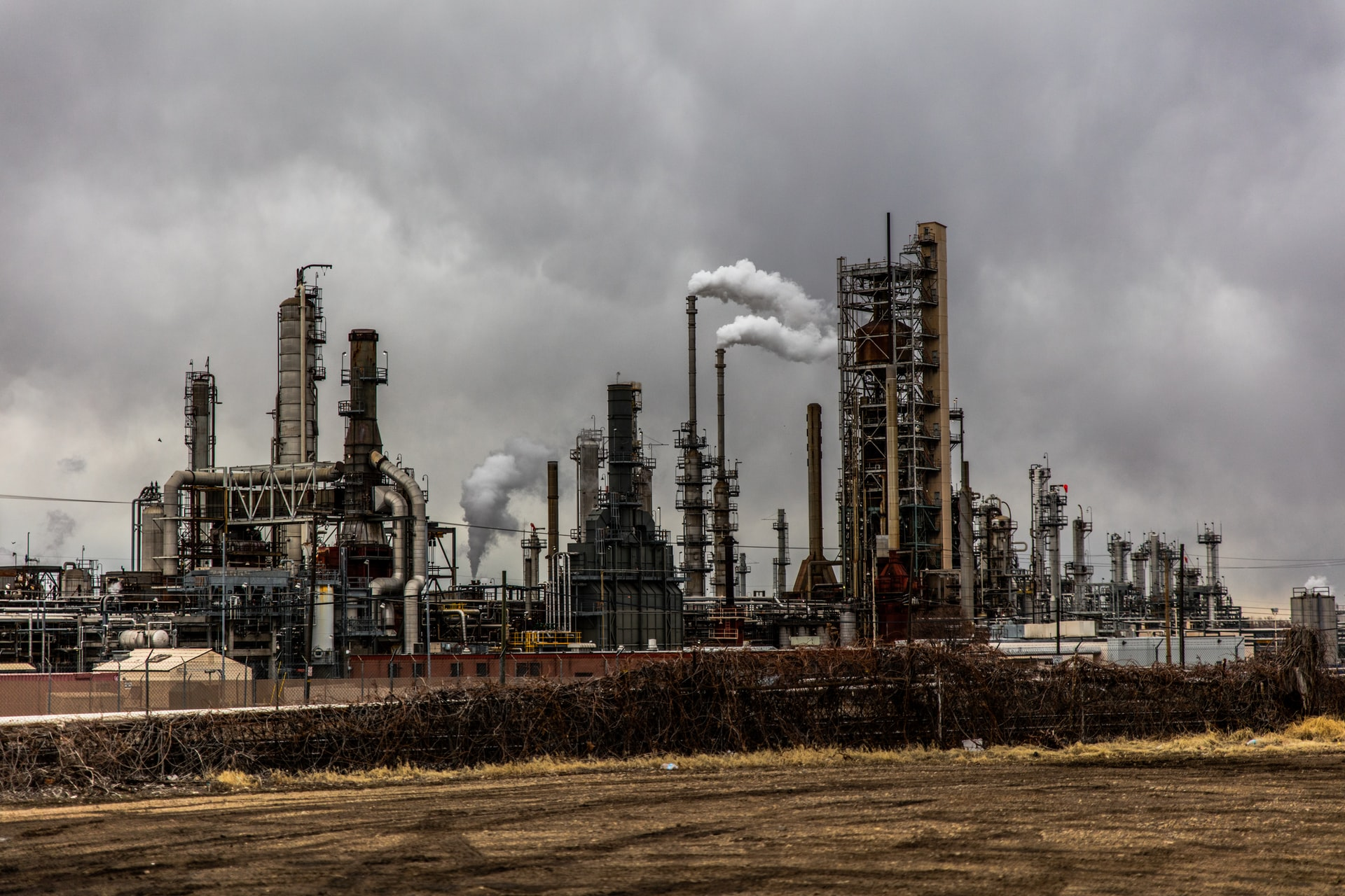 The Government's Effort on Expanding the Indonesian Downstream Chemical Industry by 2023